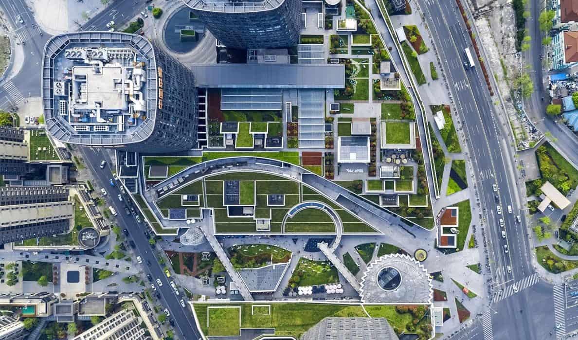 thiết kế đô thị