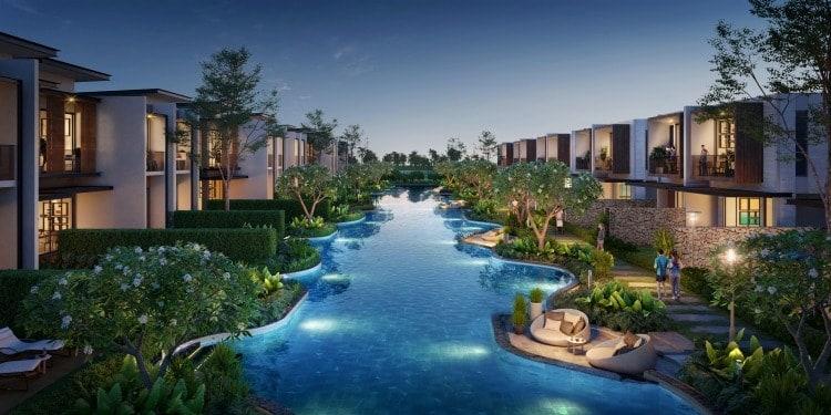 Resort phong cách Pháp