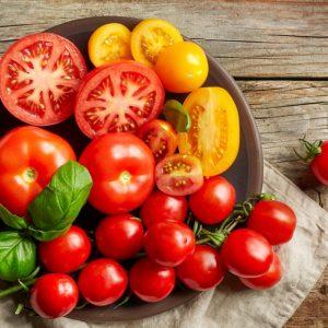 mùa hè nên trồng rau gì