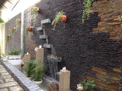 Tiểu Cảnh Vách Tường