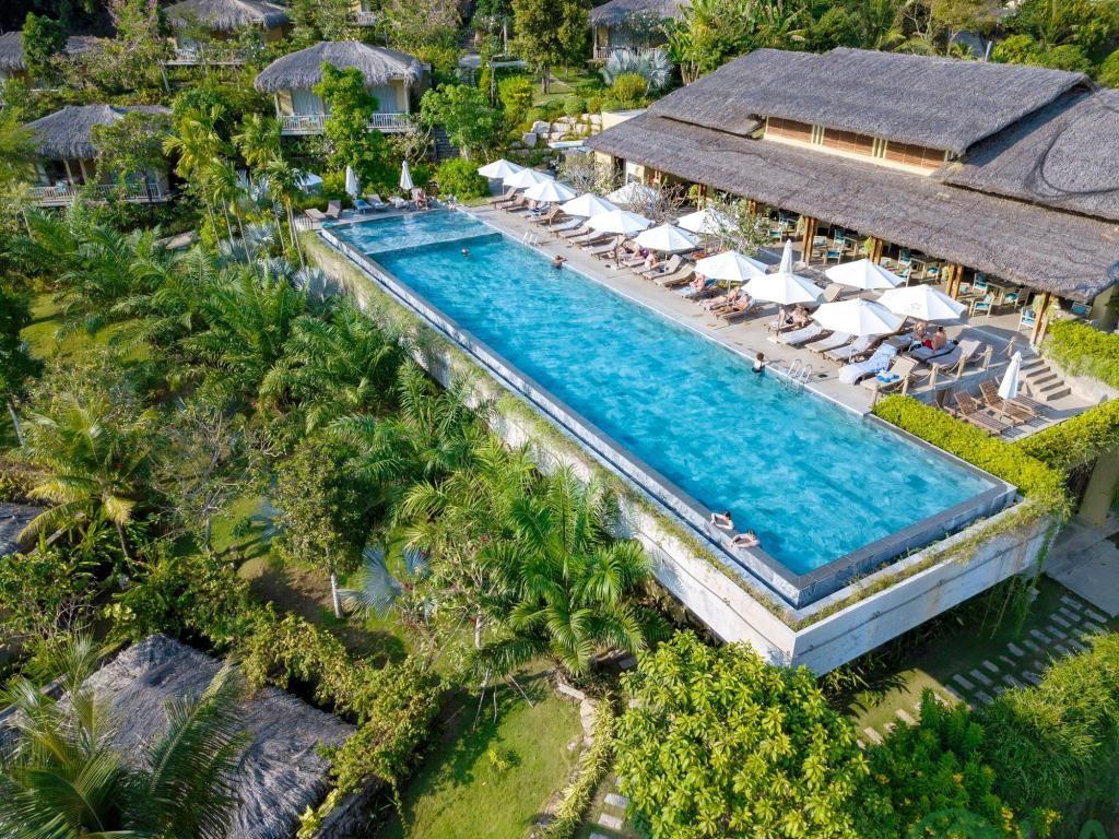 tiêu chuẩn thiết kế khu resort